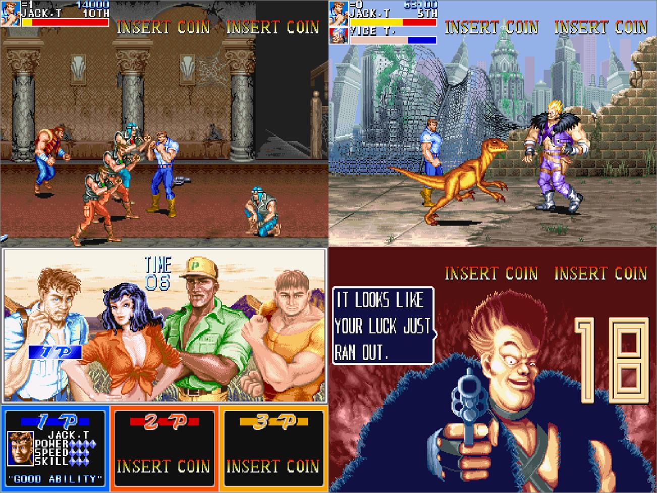 Dowload Game Mustapha (Dino World) « hanya untuk ...